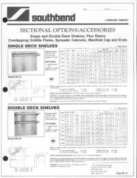 Flue Riser Spec Sheet