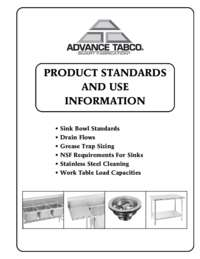 Product Standards