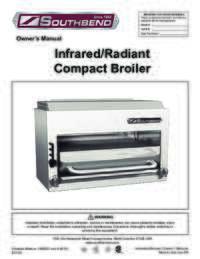 Salamander Broilers User Manual