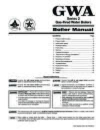 GWA Manual