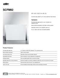 Brochure SCFM92