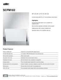 Brochure SCFM182
