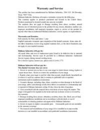 Hallman range Warranty.pdf