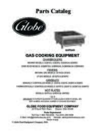 Gas Equipment Part Catalog