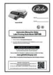 GSP30B Owner's Manual