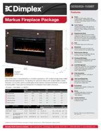 GDS33G3 1559BT, GDS33G5 1559BT Markus Mantel Sell Sheet