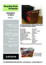 K015 Product Information
