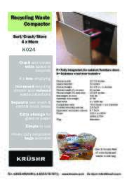 K024 Product Information