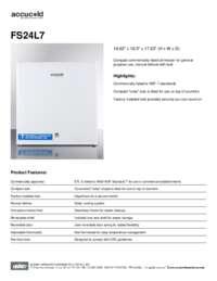 Brochure FS24L7