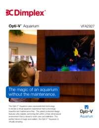 """Opti Vâ""""¢ Aquarium"""