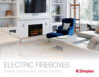 2015 Dimplex Electric Fireboxes Brochure