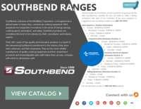 Southbend 2016 Catalog