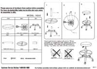 B16240 Assembly Sheet