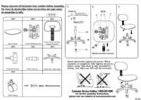 B205 Assembly Sheet
