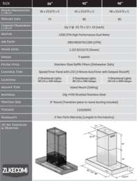 KECOMi Spec Sheet