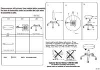B240 Assembly Sheet