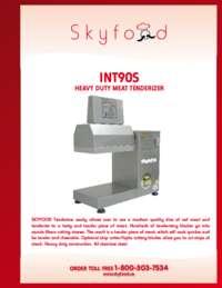 INT90S Spec Sheet