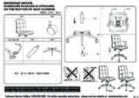 B331 Assembly Sheet