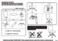 B220 Assembly Sheet