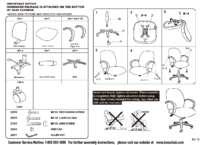 B500 BK Assembly Sheet