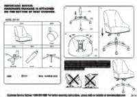 B516C Assembly Sheet