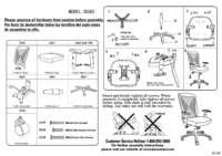 B580 Assembly Sheet
