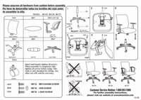 B6105 Assembly Sheet
