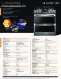 LUTD4919SN Spec Sheet