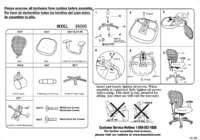B6008 Assembly Sheet