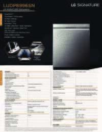 LUDP8996SN Spec Sheet