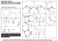 B659 Assembly Sheet