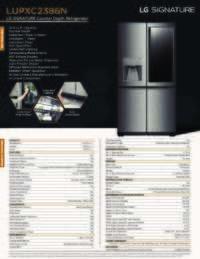 LUPXC2386N Spec Sheet