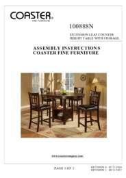Assembly Sheet
