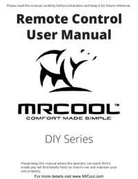 DIY Remote Control Manual