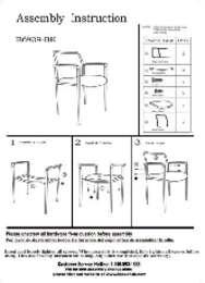 B6909 Assembly Sheet