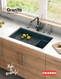 Franke Granite Brochure