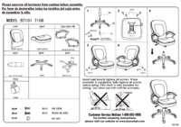 B7101 Assembly Sheet