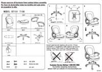 B7106 Assembly Sheet