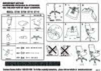 B716 Assembly Sheet