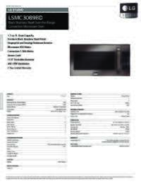 LSMC3089BD Spec Sheets