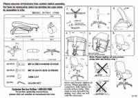 B740 Assembly Sheet
