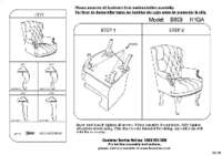 B809 Assembly Sheet