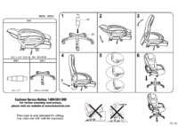 B8602 Assembly Sheet