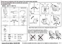 B8776 Assembly Sheet