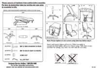 B890 Assembly Sheet