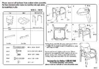 B8909 Assembly Sheet
