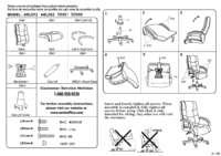 B8996 Assembly Sheet