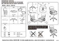 B9336 Assembly Sheet