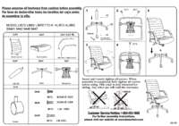 B9446 Assembly Sheet