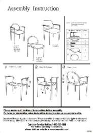 B9501 Assembly Sheet